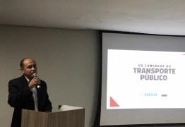 Sintur-JP realiza evento para mostrar a atual situação do transporte público de João Pessoa
