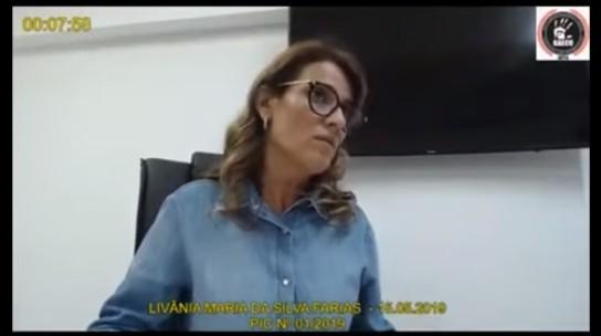 LIVANIA 2 - CARTAS DE LIVÂNIA: Após inquérito do MP ex secretária deixou instruções para o próprio funeral e carta para Ricardo Coutinho