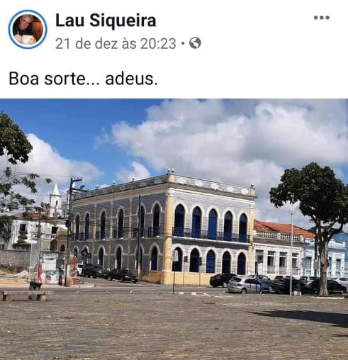 Lau - Lau Siqueira entrega carta de demissão e se afasta do 'Prima'