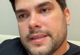 12 DIAS DE INTERNAÇÃO: Rafael Cunha passa por cirurgia e segue na UTI do HNSN