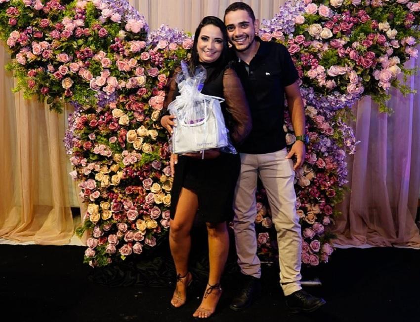 Rodrigo Aragão e Gessika Silva casal morto em Marizópolis - Casal é encontrado morto dentro de residência na cidade de Sousa