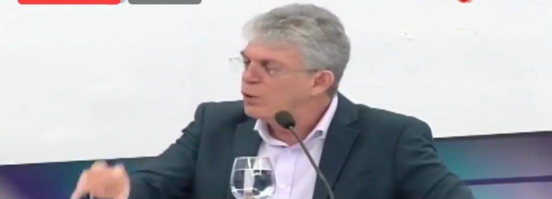 """WhatsApp Image 2019 12 02 at 22.52.27 e1575339611123 - NA MASTER: Ricardo Coutinho diz que João Azevedo recebeu governo de graça e critica: """"não tem projetos nem posição política"""""""