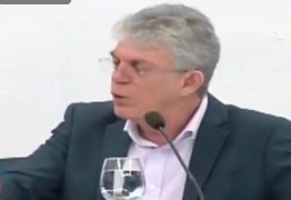 """NA MASTER: Ricardo Coutinho diz que João Azevedo recebeu governo de graça e critica: """"não tem projetos nem posição política"""""""