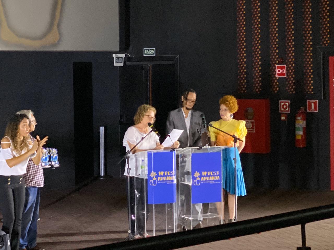 WhatsApp Image 2019 12 04 at 20.54.30 - 14 Fest Aruanda homenageia Sivuca e critica censura ao cinema brasileiro: 'política de estado que opta pela asfixia do setor cultural' - VEJA VÍDEOS