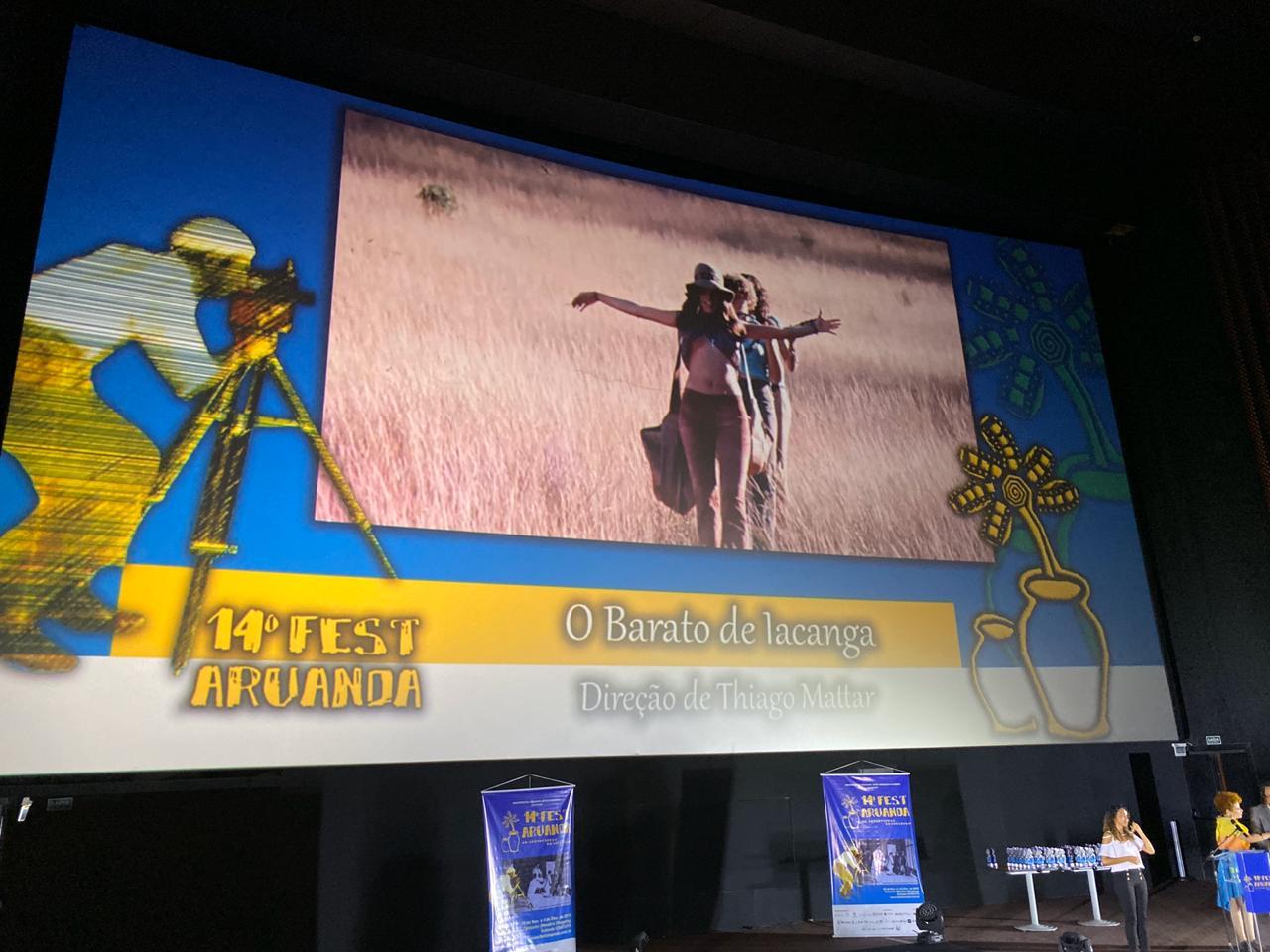 WhatsApp Image 2019 12 04 at 21.00.53 - 14 Fest Aruanda homenageia Sivuca e critica censura ao cinema brasileiro: 'política de estado que opta pela asfixia do setor cultural' - VEJA VÍDEOS