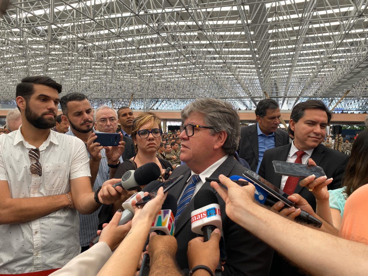 WhatsApp Image 2019 12 09 at 10.55.04 - João Azevedo afirma que terá candidato para PMJP em 2020 - VEJA VÍDEO