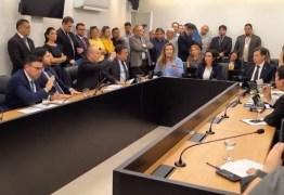 REFORMA DA PREVIDÊNCIA: oposição e situação não se entendem e sessão na CCJ acaba em desentendimentos, na ALPB