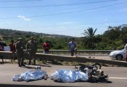 Casal morre após acidente de trânsito no acesso oeste, em João Pessoa