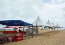 Cadastro para instalação de tendas para Réveillon de JP começa nesta segunda