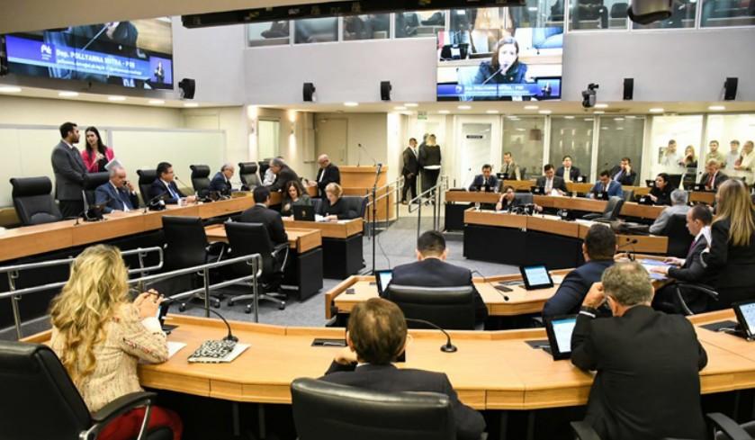 alpb 1 - TJ mantém suspensa tramitação da reforma previdenciária da ALPB