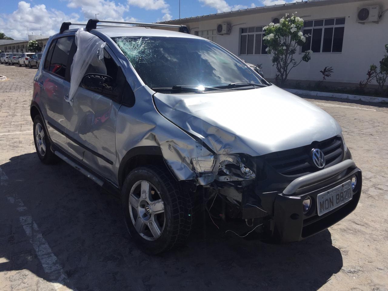 carro - Polícia Civil prende suspeito de causar acidente que matou comerciante em JP