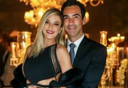 Ticiane Pinheiro celebra aniversário de 49 anos de César Tralli: 'Marido e melhor amigo'
