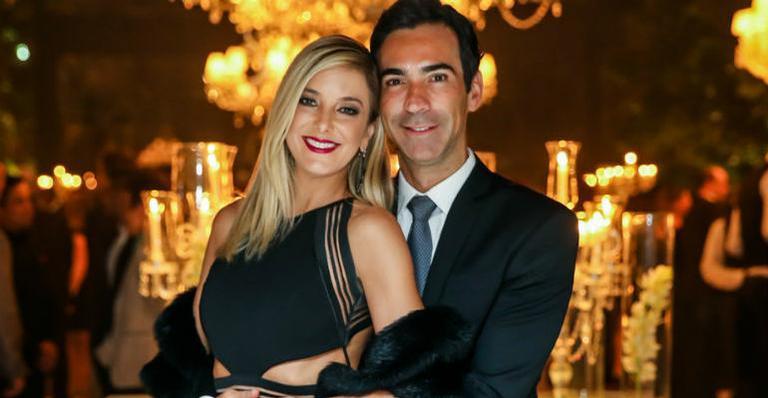 cesar tralli e ticiane pinheiro 808149 - Ticiane Pinheiro celebra aniversário de 49 anos de César Tralli: 'Marido e melhor amigo'