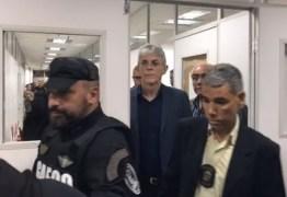 AUDIÊNCIA DE CUSTÓDIA: Justiça encaminha ex-governador Ricardo Coutinho para penitenciária de Mangabeira