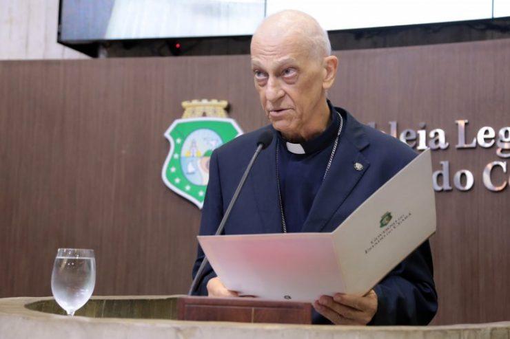 dom 740x493 - FAKE NEWS: Dom Aldo Pagotto desmente notícia de sua morte: 'estou vivo e com saúde' - OUÇA
