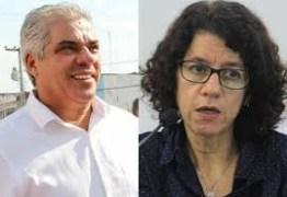 DIÁRIO OFICIAL: Governador exonera secretários Edvaldo Rosas e Cláudia Veras