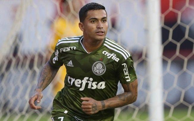 dudu palmeiras - Atacante do Palmeiras estaria pagando garota de programa para manter sigilo sobre filho