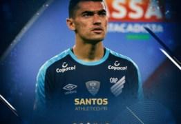 Paraibano é eleito melhor goleiro do Campeonato Brasileiro – VEJA VÍDEO