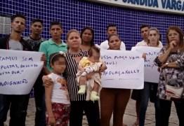 Amigos e familiares de paciente do Cândida Vargas denunciam erro médico durante parto