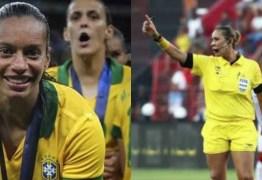 ARBITRAGEM DA FIFA E LENDA DO FEMININO MUNDIAL: Final entre Auto Esporte e Mixto-PB acontece nesse sábado e reúne estrelas