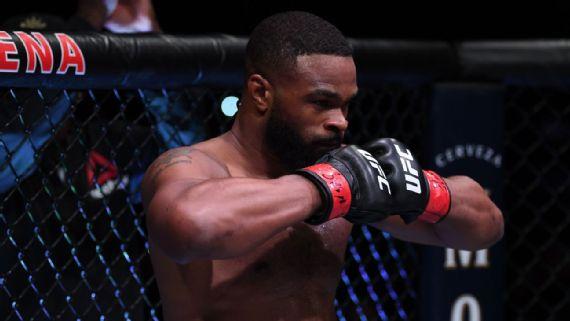 i - UFC: Ex-campeão, Tyron Woodley recusa luta fora dos EUA
