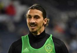 Milan renova com Ibrahimovic até a próxima temporada