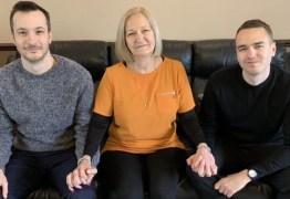 CONTROLE COERCITIVO: Após 10 anos, mulher que matou marido passa o primeiro Natal em família