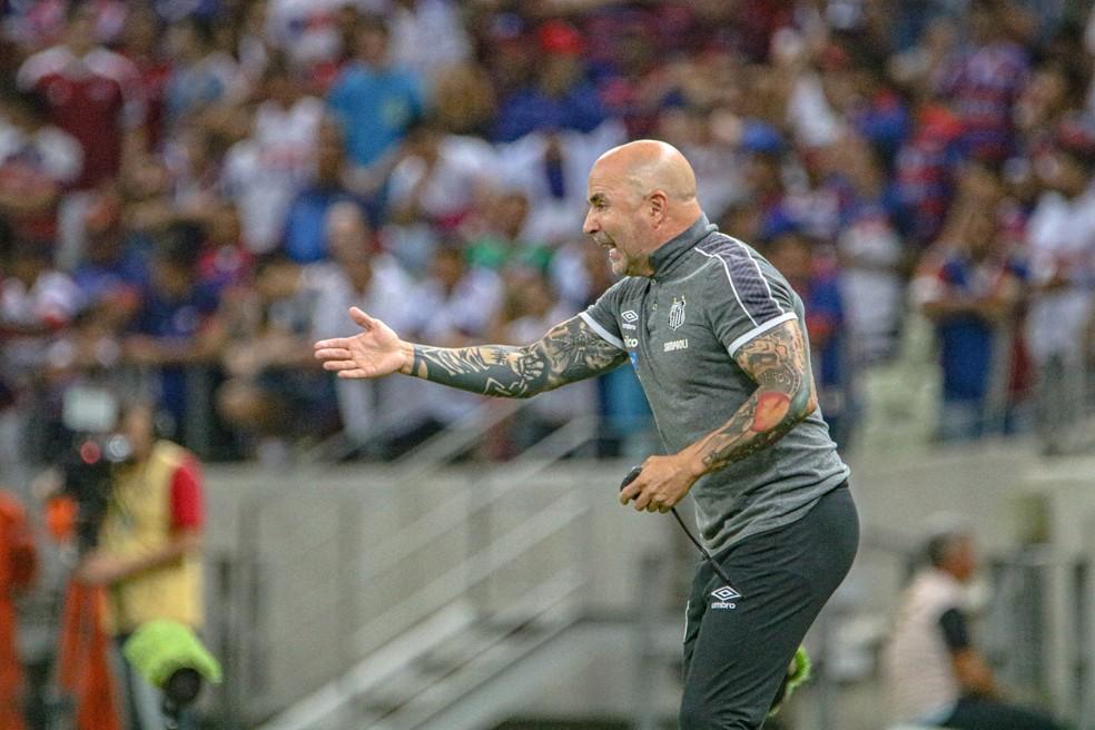 jorge sampaoli - Palmeiras anuncia fim de negociações com Sampaoli e busca trazer treinador espanhol para 2020