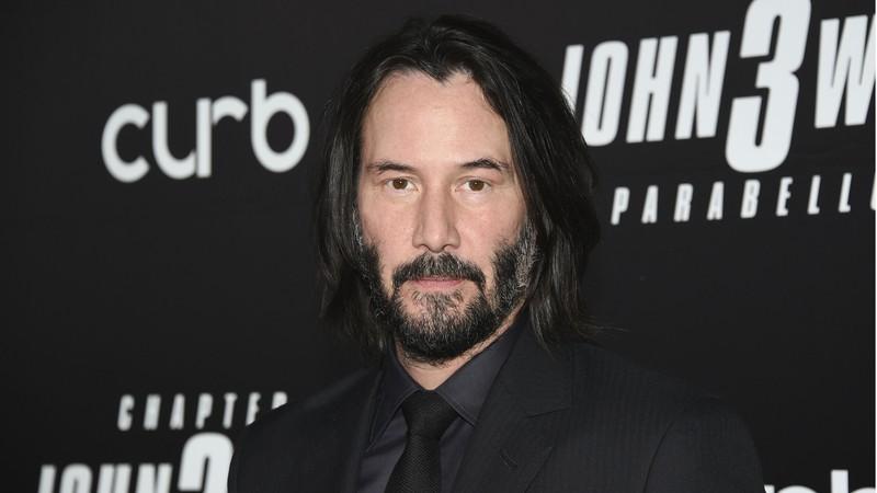keanu reeves evan agostini invisionap widelg - John Wick 4 e Matrix 4 estreiam no mesmo dia e é declarado Keanu Reeves' Day