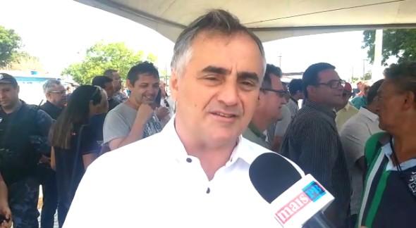 luciano cartaxo4 - Cartaxo afirma que base lançará candidatura única em 2020, 'No bom diálogo e no entendimento'