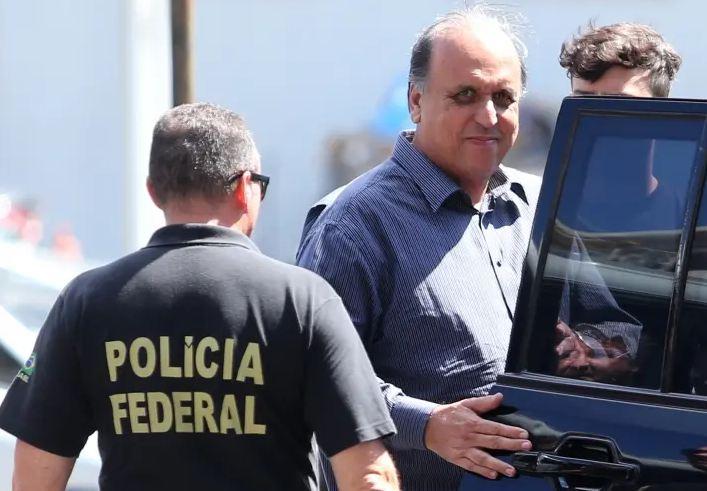 luiz fernando pezão1 - Luiz Fernando Pezão é solto e ficará em prisão domiciliar