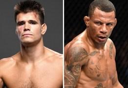 UFC cancela combate entre Alex 'Cowboy' e Mickey Gall, agendado para fevereiro