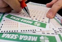 Mega-Sena acumula mais uma vez e prêmio vai a R$ 50 milhões