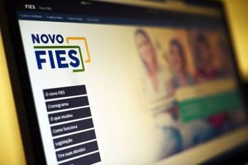 novo fies 03.09.2019 - Fies e P-Fies: candidatos já podem acessar resultados