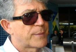 Por decisão do STJ, Ricardo Coutinho deixa a prisão em João Pessoa
