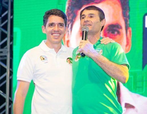 romero e tovar e1550604510741 - Tovar Correia se filiará ao PSD de Romero apenas se tiver a garantia do apoio do prefeito à pré-candidatura à PMCG?