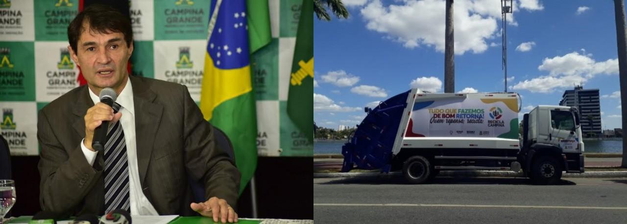 romero limpmax - LIXO DE CAMPINA GRANDE: Empresa contratada por prefeitura é citada na Operação Calvário