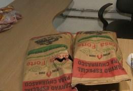 Homens são presos suspeito de furtar 'kit churrasco' em supermercado de JP