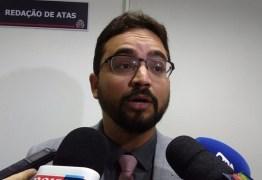 'DEIXA JOÃO TRABALHAR': Tibério Limeira afirma que João Azevedo inicia novo ciclo na Paraíba após deixar PSB