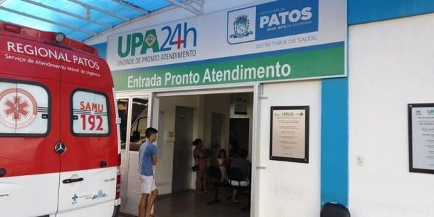 upa 300x150 - UPA de Patos fecha as portas durante todo domingo por falta de médicos