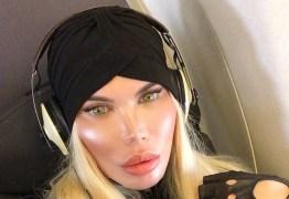 Ken humano se assume mulher transexual e dispara: 'Eu sou a Barbie'