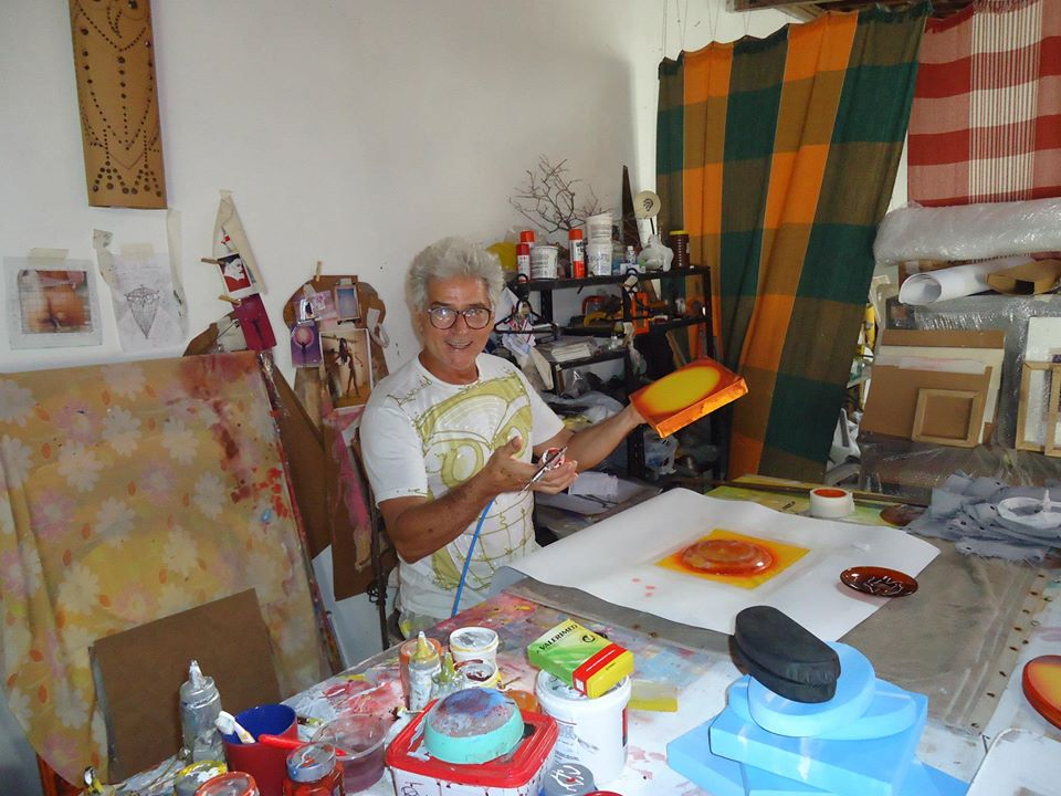 10468505 10201550058828302 8601227816893004363 o - LUTO: Artista plástico Amenemar Tenório morre, aos 62 anos, em João Pessoa