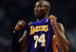 LUTO: Kobe Bryant, astro do basquete morre em acidente de helicóptero