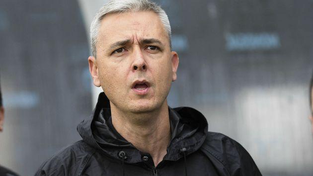 1798617 fotoarena 1280 tiago nunes celso pupo - 'Não esperava nada de diferente': Tiago Nunes revela mágoa com Petraglia ao deixar o Athletico