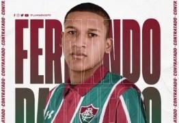 Peruano comemora chegada ao Fluminense: 'Uma emoção enorme'
