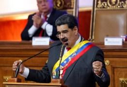 Maduro ameaça 'arrebentar os dentes' de Bolsonaro