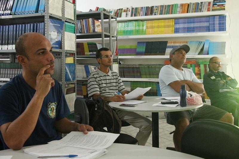 24012020161328 conde01 - Guardas Municipais participam de Curso de Capacitação para atuar na fiscalização ambiental em Conde