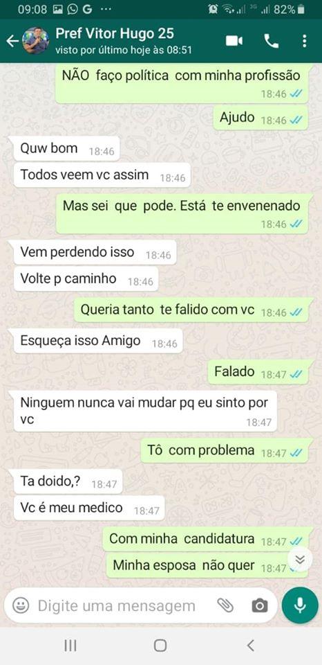 83286929 2716968201703586 1166813112469291008 o - BOMBA: ameaças e interferências vazam em conversa de Whatsapp entre prefeito de Cabedelo e ex-secretario de saúde - CONFIRA