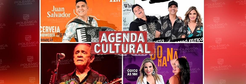 9a12fd83 fdc1 46a3 b335 dc1d121617cd - AGENDA CULTURAL: Confira as atrações que agitam o final de semana em João Pessoa