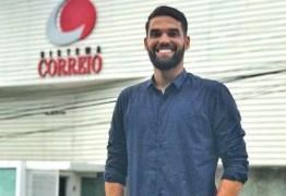 BAIXA NA CORREIO – Repórter Luiz Eduardo anuncia saída da emissora: 'É hora de alçar novos voos'